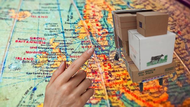 śledzenie paczki zagranicznej