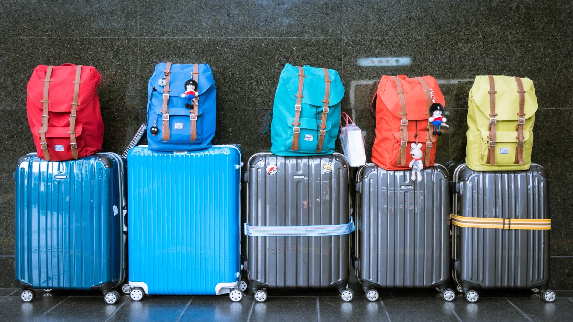nadanie walizki jako paczki