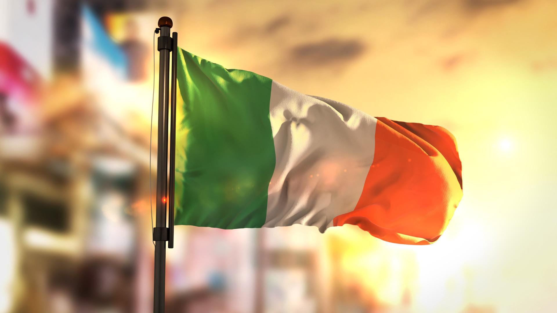 wysyłka paczek kurierskich do Irlandii