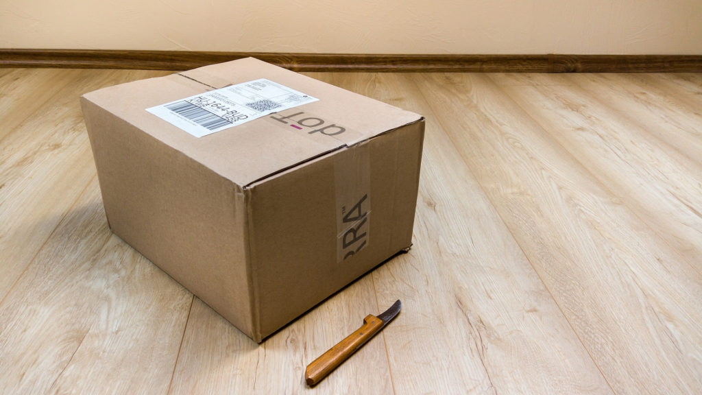 jak ekologicznie zapakować przesyłkę