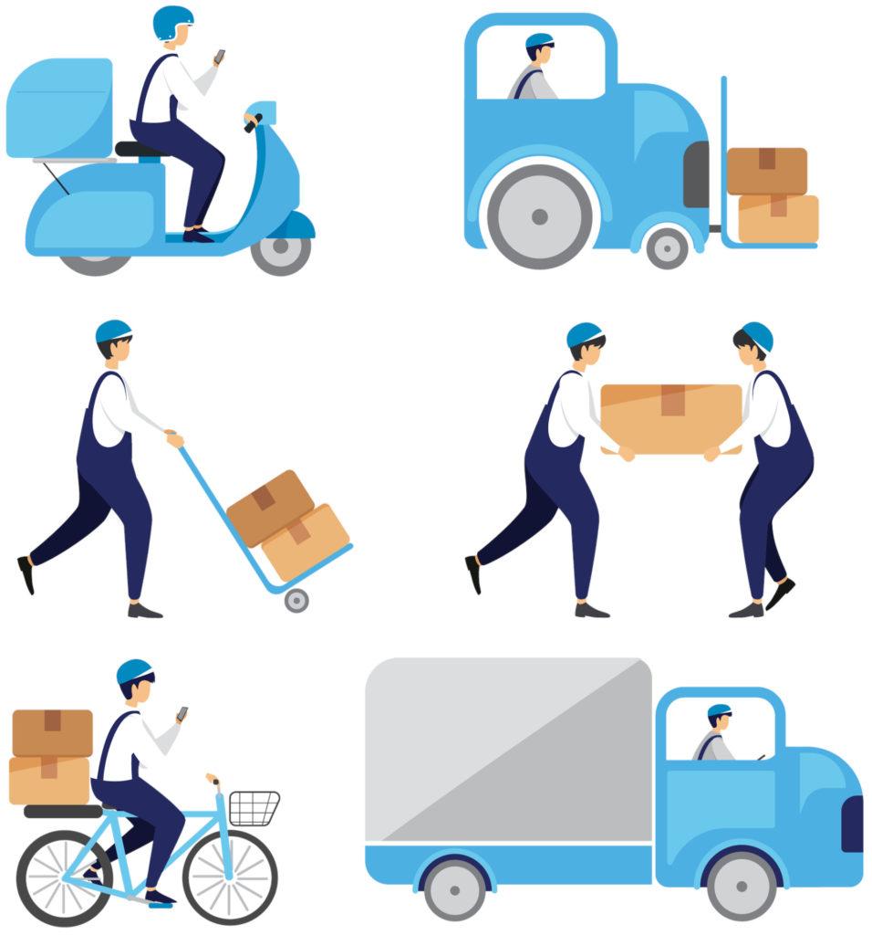 kody pocztowe Irlandia zamówić kuriera śledzenie przesyłek zagranicznych